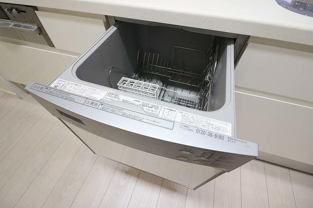 食洗器付きで家事効率◎