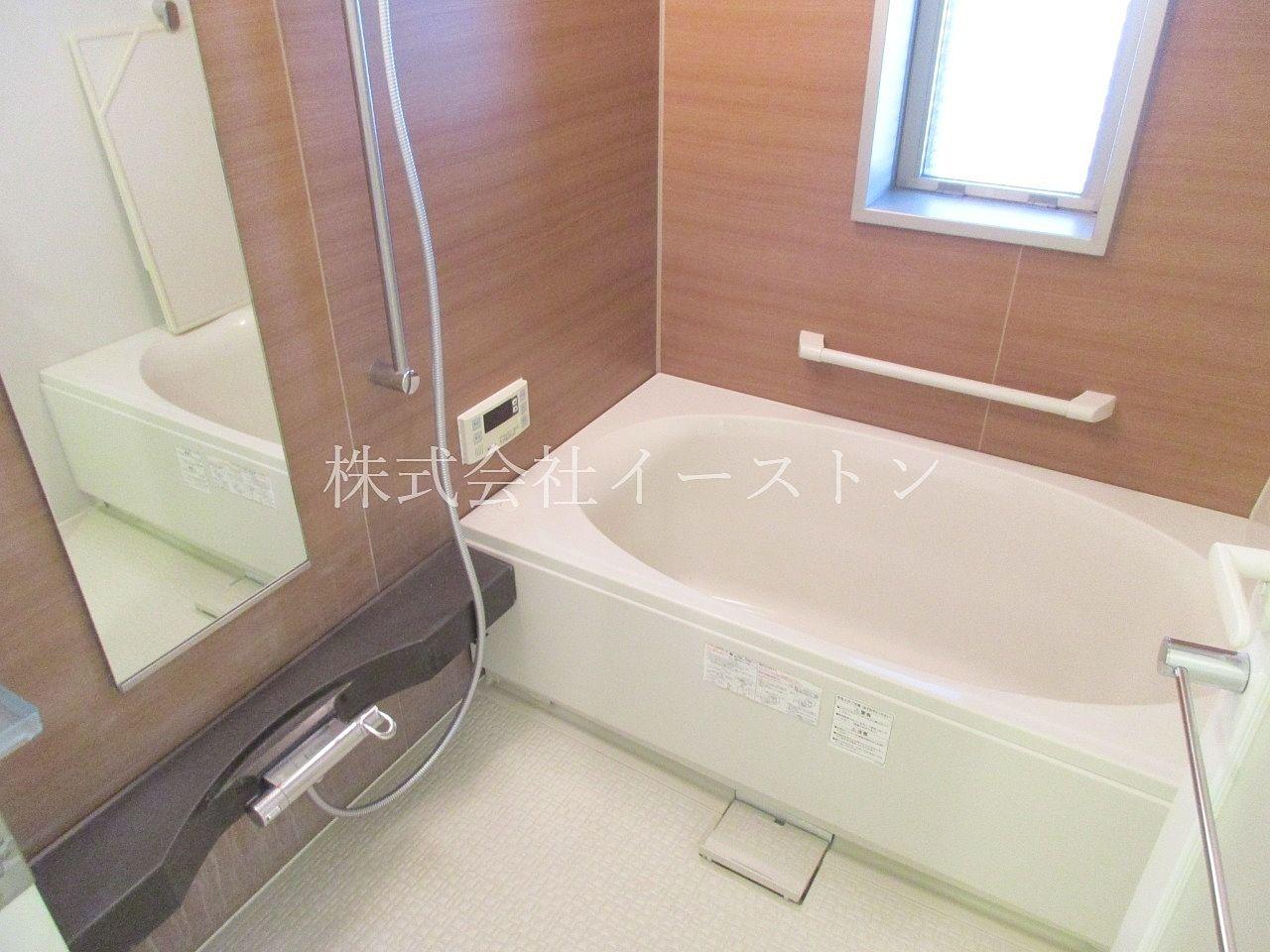 ゆったりした浴室が◎