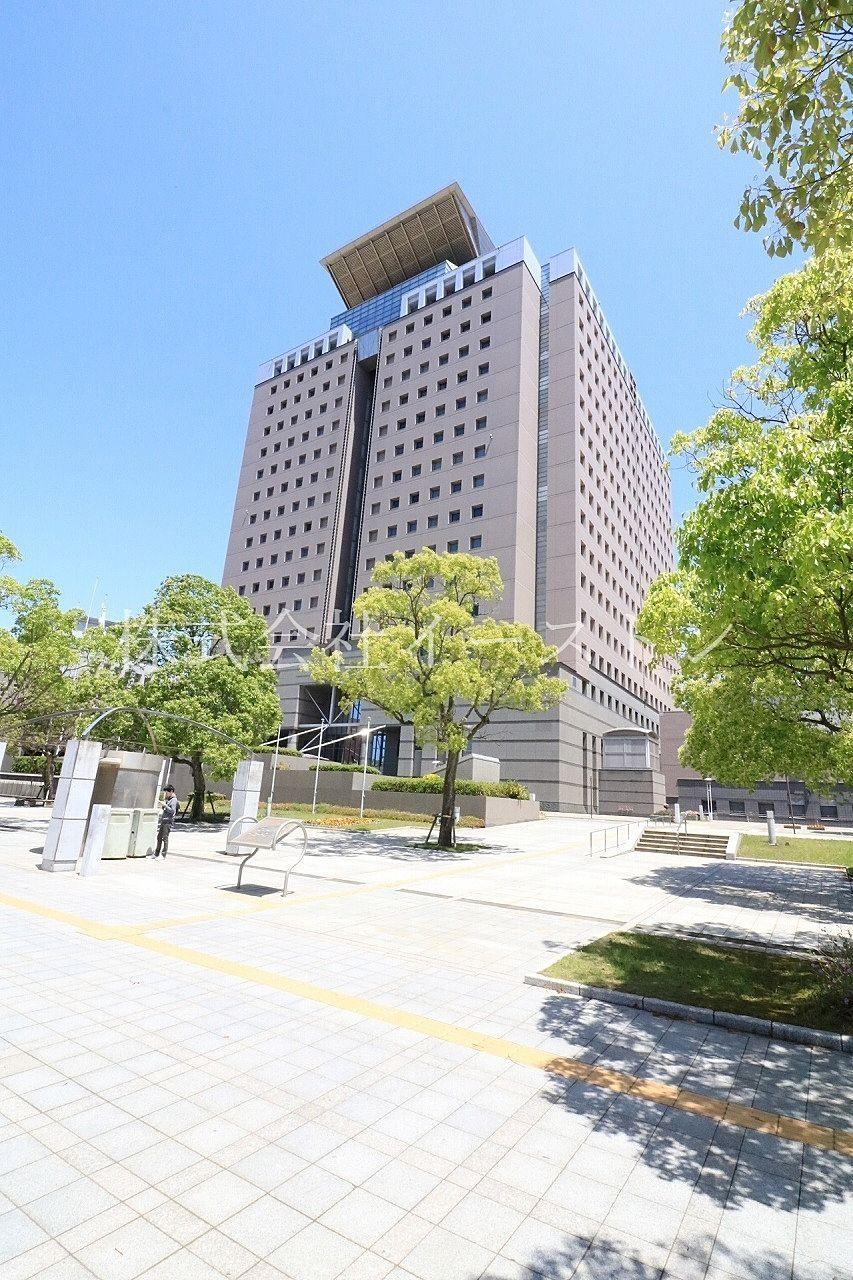 鹿児島県庁まで1800m